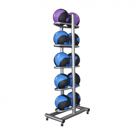 Suport vertical pentru mingi medicinale Sportmann