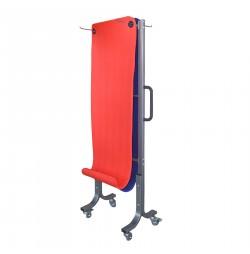 Suport vertical pentru saltele aerobic Sportmann
