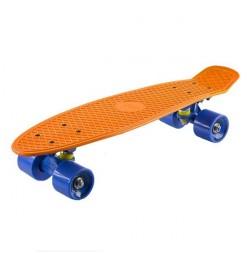 Penny board Nils Extreme-oranj