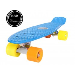Penny board Mad Cruiser Original-albastru