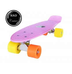 Penny board Mad Cruiser Original -pink