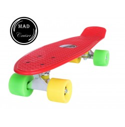 Penny board Mad Cruiser Original -red