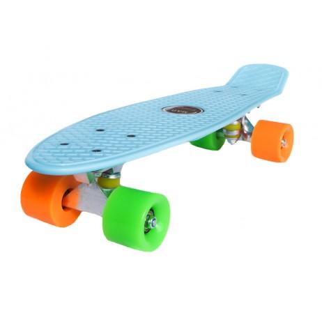 Penny board Mad Cruiser Original-albastru deschis