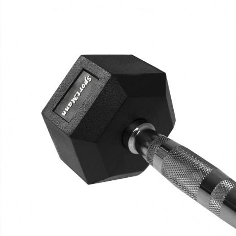 Gantera hexagonala 30 kg Sportmann