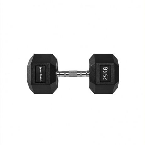 Gantera hexagonala 25 kg Sportmann