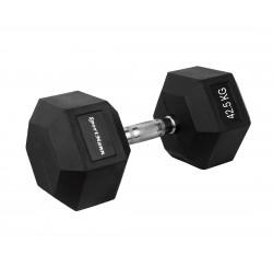 Gantera hexagonala 42.5kg Sportmann