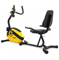 Жълт магнитен велотренажор Scud Swift H4