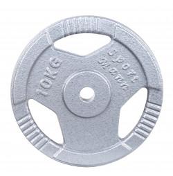 Greutate pentru bara 10 kg/31mm Sportmann