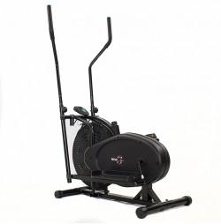 Hiton 17R elliptikus bicikli -fekete