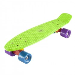 Penny board Basic Nils Extreme-verde
