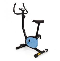 Mechanikus szobakerékpár VINTAGE - fekete/kék