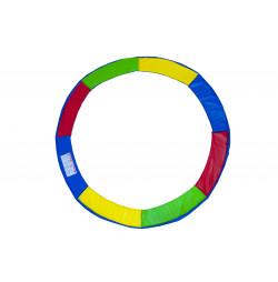 Protectie Arcuri pentru Trambulina Multicolor 244 cm