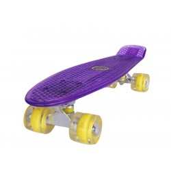 Penny board Mad Cruiser Full LED ABEC 7-mov