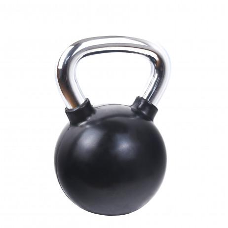 Hantel gumowany Kettlebell Sportmann 20kg
